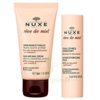 Rêve De Miel Crème Mains Et Ongles + Stick Lèvres Hydratant à Saint-Médard-en-Jalles