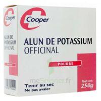 Cooper Alun Potassium Poudre B/250g à Saint-Médard-en-Jalles