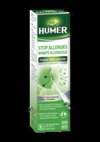 Humer Stop Allergies Spray Nasal Rhinite Allergique 20ml à Saint-Médard-en-Jalles