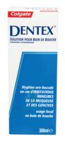 Dentex Solution Pour Bain Bouche Fl/300ml à Saint-Médard-en-Jalles