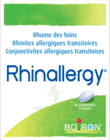 Boiron Rhinallergy Comprimés B/40 à Saint-Médard-en-Jalles