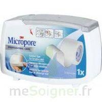 Micropore Sparadrap Microporeux 25mmx5m DÉvidoir à Saint-Médard-en-Jalles