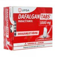 Dafalgantabs 1 G Cpr Pell Plq/8 à Saint-Médard-en-Jalles