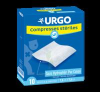 Urgo Compresse Stérile 7,5x7,5cm 50 Sachets/2 à Saint-Médard-en-Jalles